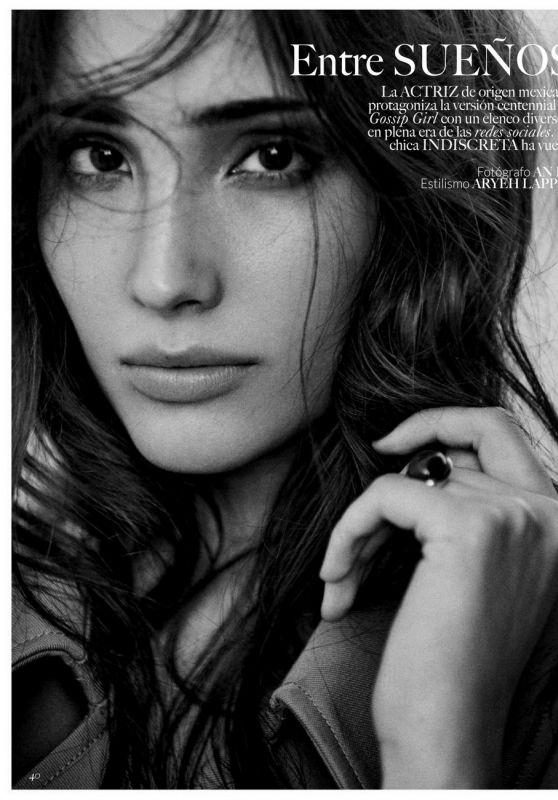 Zión Moreno - Vogue Mexico & Latin America August 2021 Issue