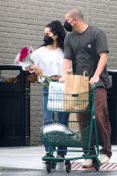 Zoe Kravitz and Channing Tatum - Shopping in Upstate New York 08/23/2021