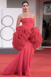 """Adria Arjona – """"Official Competition"""" Premiere at the 78th Venice International Film Festival"""