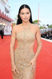 "Adriana Lima - ""Dune"" Red Carpet at the 78th Venice International Film Festival"