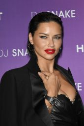 Adriana Lima - Hublot x DJ Snake Watch Launch Party in Paris 09/02/2021