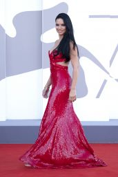 """Adriana Lima – """"Madres Paralelas"""" Red Carpet at the 78th Venice International Film Festival"""