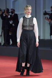 """Alba Rohrwacher – """"The Lost Daughter"""" Premiere at the 78th Venice International Film Festival"""