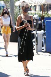 Alessandra Ambrosio - Out in Santa Monica 09/04/2021