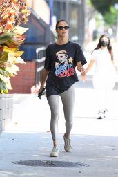 Alessandra Ambrosio - Out in Santa Monica 09/21/2021