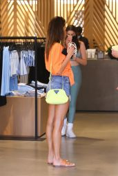 Alessandra Ambrosio - Shopping in Brentwood 09/12/2021
