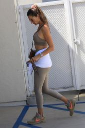 Alessandra Ambrosio - Shopping in West Hollywood 09/21/2021
