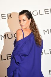 Alessandra Ambrosio – Thierry Mugler: Couturissime Exhibition Opening Ceremony in Paris 09/28/2021