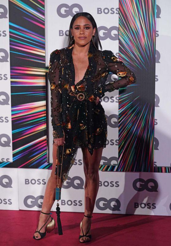 Alex Scott – British GQ Men of the Year Awards 2021