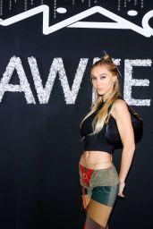 Alexis Ren - MAC x Saweetie Event in New York 09/10/2021