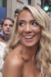 Alice Campello Morata - Ermanno Scervino Fashion Show in Milan 09/25/2021