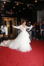 Alicia Keys on Her Way to Met Gala in NYC 09/13/2021