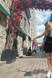 Alyvia Alyn Lind - Live Stream Video and Photos 09/27/2021