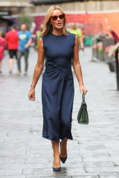 Amanda Holden - Out in London 09/17/2021