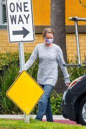 "Amanda Seyfried as Elizabeth Holmes on ""The Dropout"" Set in Los Angeles 09/02/2021"