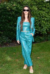 Amelia Hamlin - Bora Aksu Show at London Fashion Week 09/17/2021