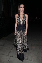 Amelia Hamlin - Icon Ball 2021 at London Fashion Week 09/17/2021