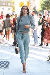 Amelia Hamlin is Stylish - New York 09/11/2021