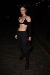 Amelia Hamlin Night Out Style - Islington 09/21/2021