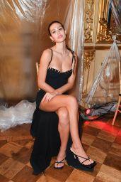 Amelia Hamlin - Roberto Cavalli Fashion Show at Fashion Week 09/22/2021