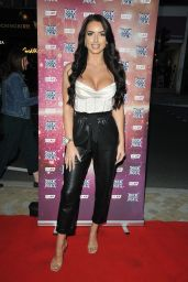 """Amy Day – """"Rock Of Ages"""" First Night VIP Performance in London 09/21/2021"""
