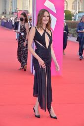 """Ana Girardot - """"Flag Day"""" Screening at the 47th Deauville American Film Festival 09/04/2021"""