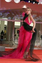 "Anastasiya Chvala – ""Mona Lisa and the Blood Moon"" Premiere at the 78th Venice International Film Festival"