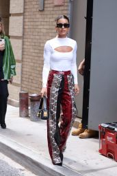 Anitta - Out in New York 09/08/2021