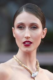 """Anna Cleveland – """"Dune"""" Red Carpet at the 78th Venice International Film Festival"""