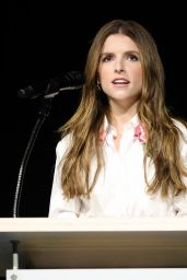 Anna Kendrick - Academy Museum Opening Press Conference in LA 09/21/2021