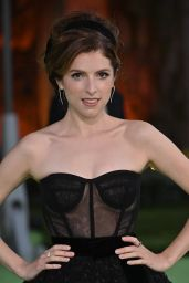 Anna Kendrick – The Academy Museum of Motion Pictures Opening Gala in LA 09/25/2021
