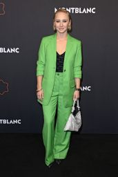 Anna Maria Mühe - Montblanc UltraBlack Collection Launch in Berlin 09/15/2021