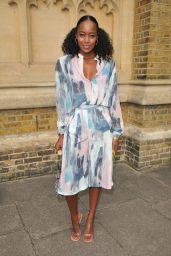 Annaliese Dayes – Fashion's Finest Show at London Fashion Week 09/22/2021
