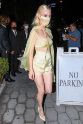 Anya Taylor-Joy - Arrives at an Emmys After-Party at the Sunset Tower Hotel in LA 09/19/2021