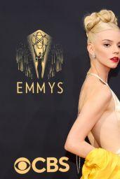 Anya Taylor-Joy – Emmy Awards 2021