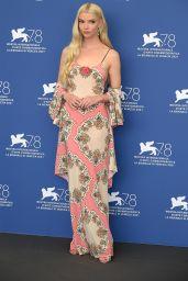 "Anya Taylor-Joy - ""Last Night In Soho"" Photocall at the 78t Film Festival in Venice 09/04/2021"