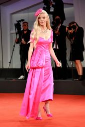 "Anya Taylor-Joy - ""Last Night In Soho"" Red Carpet at the Film Festival in Venice 09/04/2021"