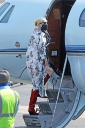 Anya Taylor-Joy - Van Nuys Airport 09/20/2021