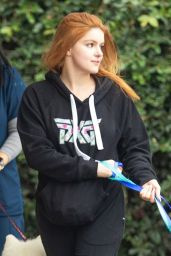 Ariel Winter - Out in Los Angeles 09/27/2021