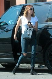 Ashley Benson - Arrives for Some Shopping at Boohoo on Melrose Place in West Hollywood 09/02/2021