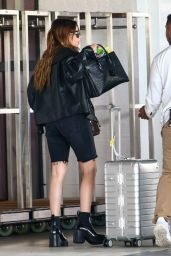 Ashley Benson at Miami