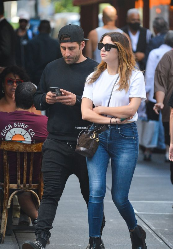 Ashley Benson - Out in NYC 09/21/2021