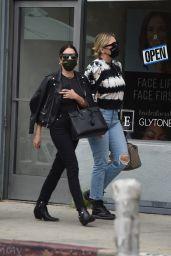Ashley Benson Street Style - Santa Monica 08/31/2021