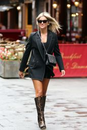 Ashley Roberts - Out in London 09/02/2021