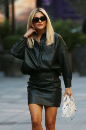 Ashley Roberts - Out in London 09/29/2021