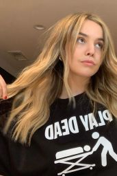 Bailee Madison - Live Stream Video and Photos 09/03/2021