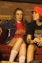Barbara Dunkleman - Rooster Teeth Merchandise Promo Shoot 2021 (Part IV)