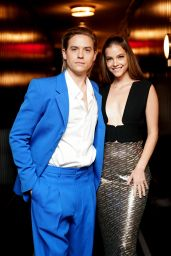 Barbara Palvin and Dylan Sprouse – CR NYFW Party With Grey Goose Vodka 09/10/2021