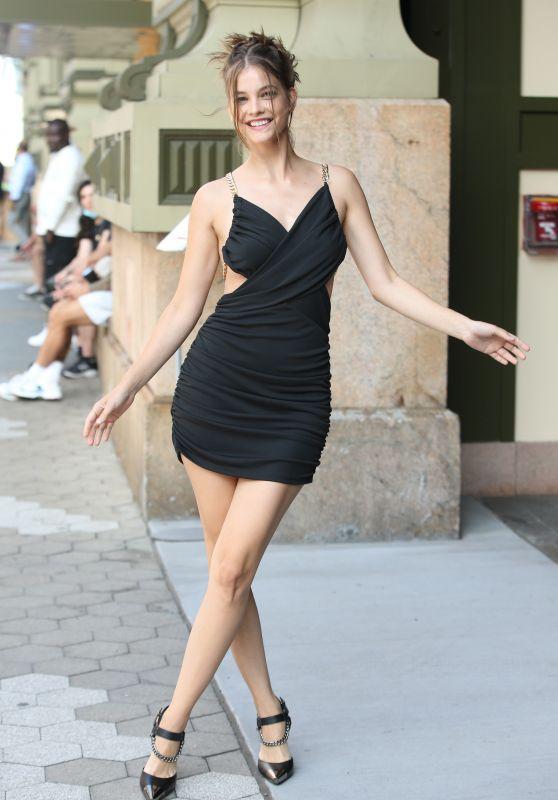 Barbara Palvin – DUNDAS x REVOLVE NYFW Runway Show at Casa Cipriani in NYC 09/08/2021