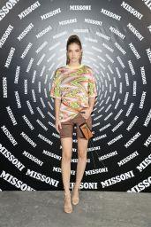 Barbara Palvin - Missoni Fashion Show in Milan 09/24/2021